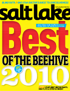 Salt Lake Mag Best of Beehive 2010 edition