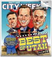 City Weekly Best of Utah 2011 issue